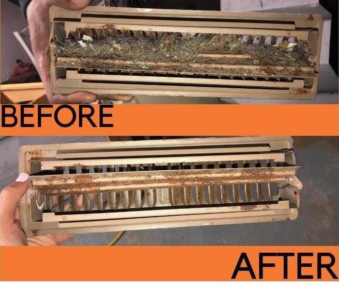 Cleaning Are Your Vents Clean?